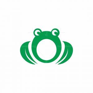 Leaf Frog Logo