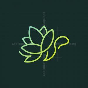 Lotus Turtle Logo
