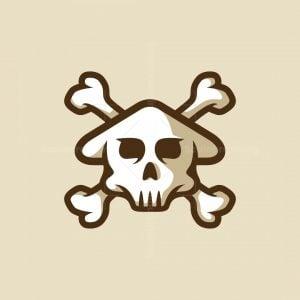 Skull House Logo