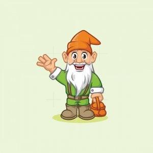 Gnome Gardener Logo