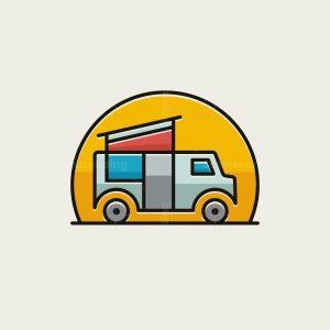 Van Camping Logo