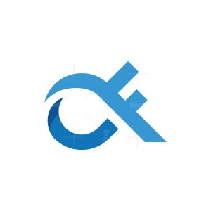 Af Letter Logo
