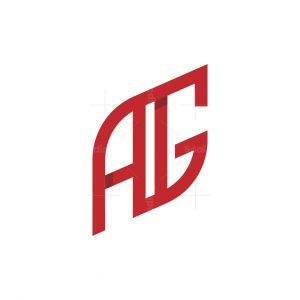 Ag Monogram Logo