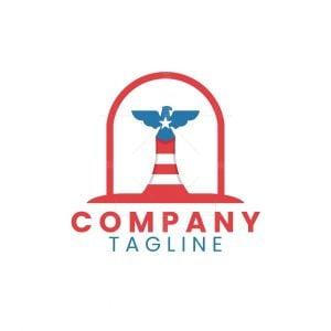 American Eagle Tower Logo