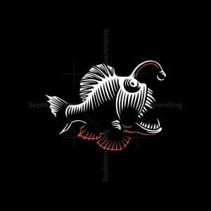 Angler Fish Logo
