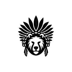 Apache Bear Logo