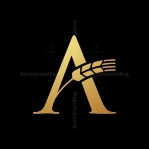 Artisan Brewing Letter A Logo