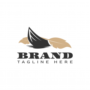 Boat Feather Logo