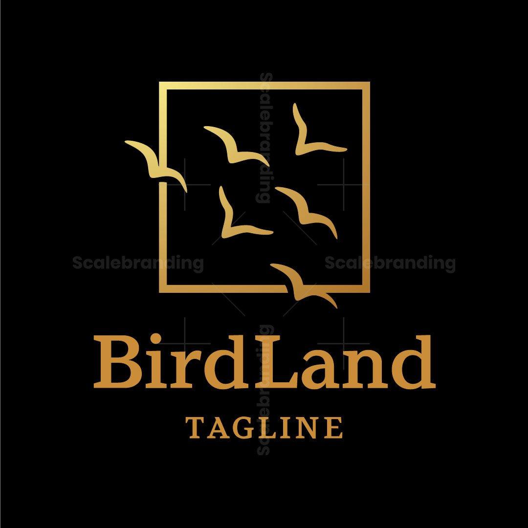 Bird Land Logo