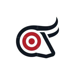 Bull Bullseye Logo