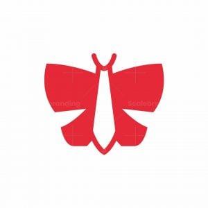 Tie + Butterfly Logomark