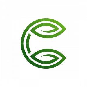 C Leaf Logo