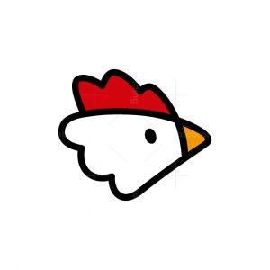 Chicken Food Logo