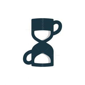 Coffee Hourglass Logo