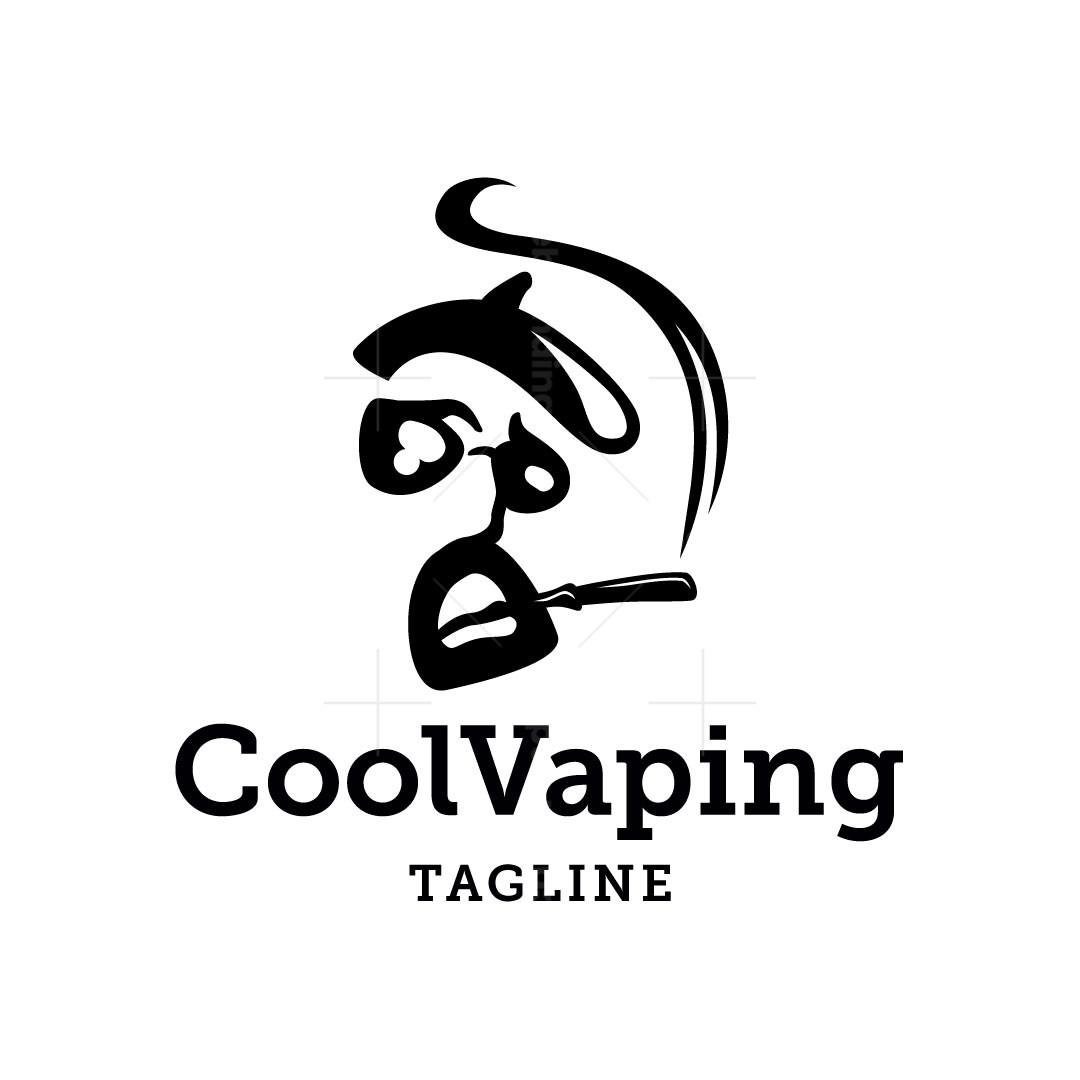 Cool Vaping Logo