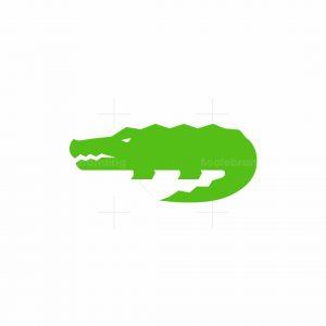 Crocodile Logomark
