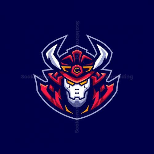 Cyborg Samurai Esports Logo