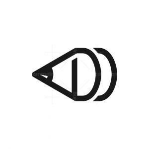 D Pencil Logo