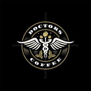 Doctor Coffee Logo