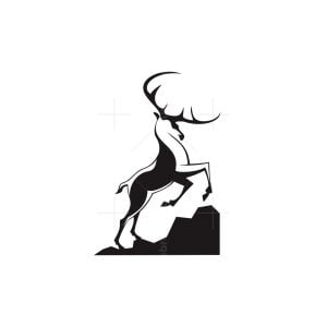 Deer Attack Logo