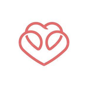 Dental Heart Logo