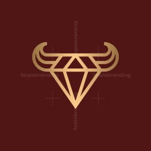 Diamond Bull Logo