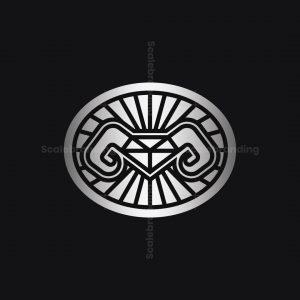 Diamond Ram Logo