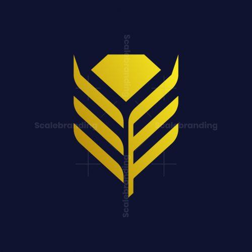 Wheat Diamond Logo