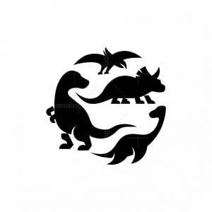 Dino Park Logo