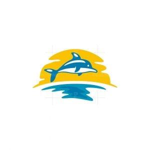 Dolphin Island Logo