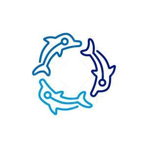 Dolphin Net Logo