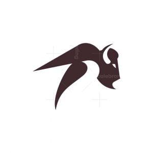 Dynamic Bison Logo