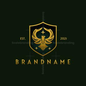 Bird Emblem Logo