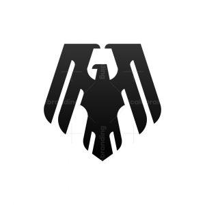 Eagle Pentagon Logo