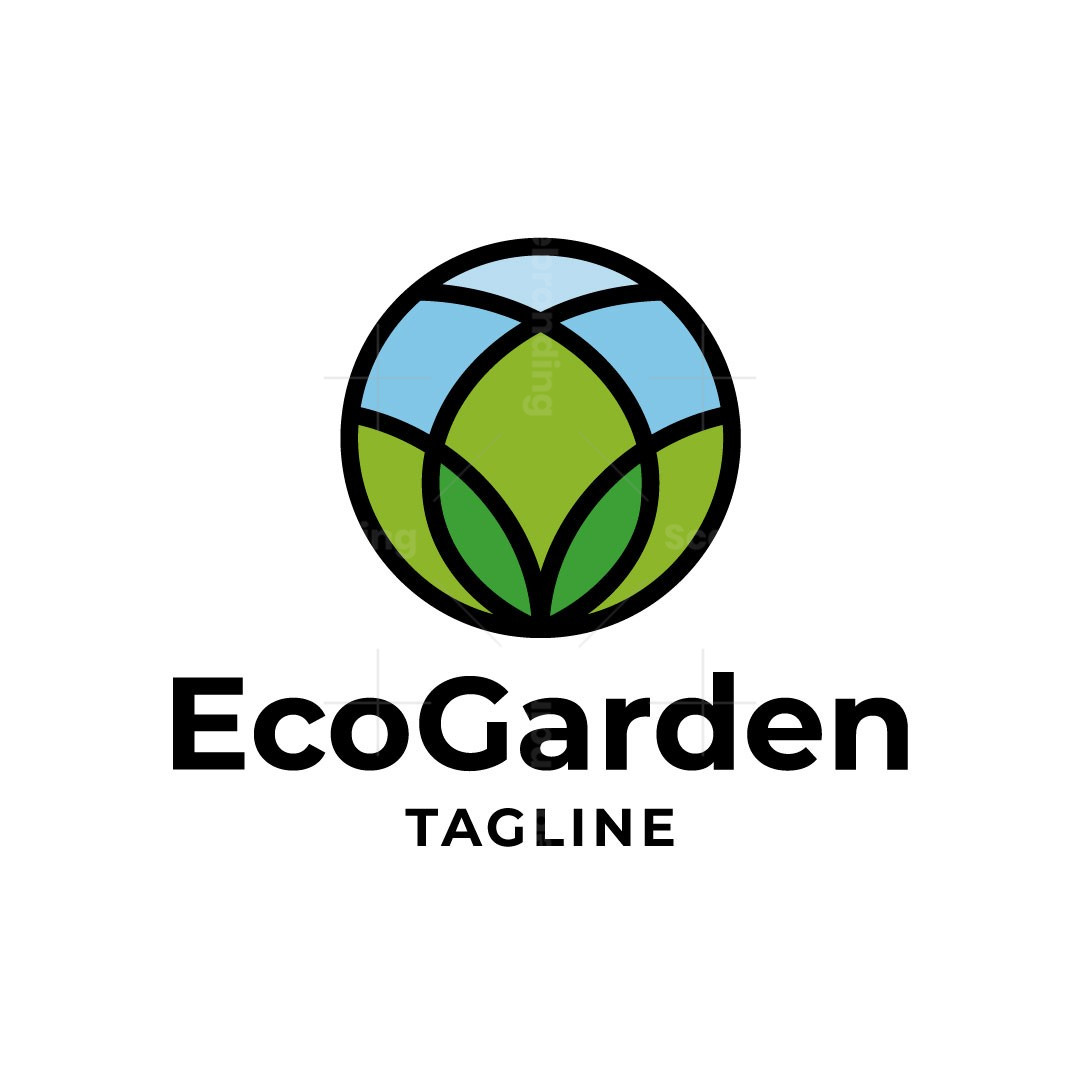 Eco Garden Logo