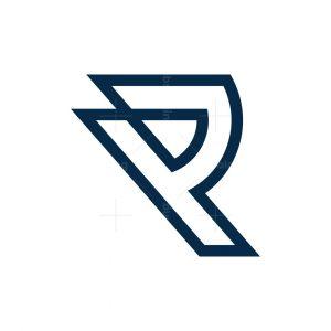 Elegant Letter R Logo