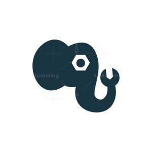 Elephant Repair Logo