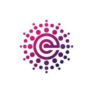 Evotarum E Letter Logo