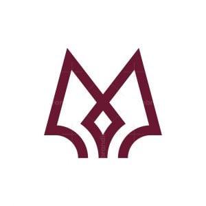 Fashion Letter M Logo