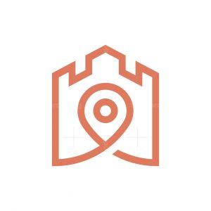 Fortress Location Logo