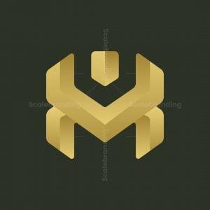 Golden Hm Vm Logo
