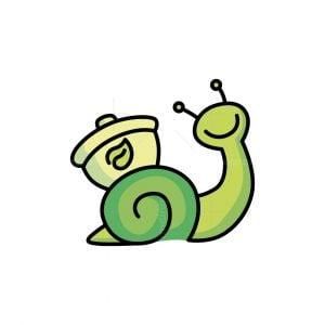 Green Snail Logo