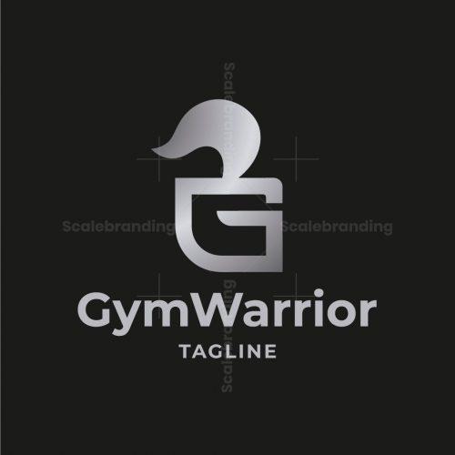 Gym Warrior Logo