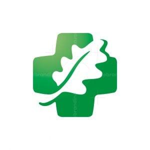 Health Oak Logo