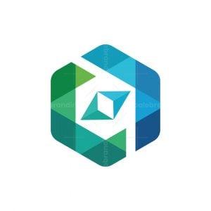 Hexagon Creative Logo