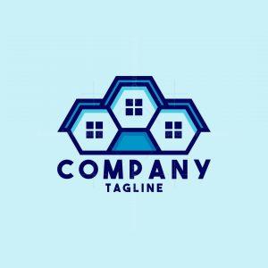 Modular House Logo