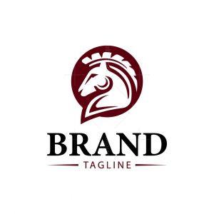 Spartan Horse Logo