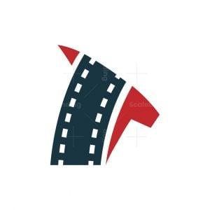 Horse Photography Film Logo