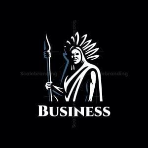 Indian Warrior Logo