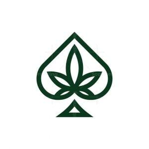 Ace Or Love Cannabis Logo